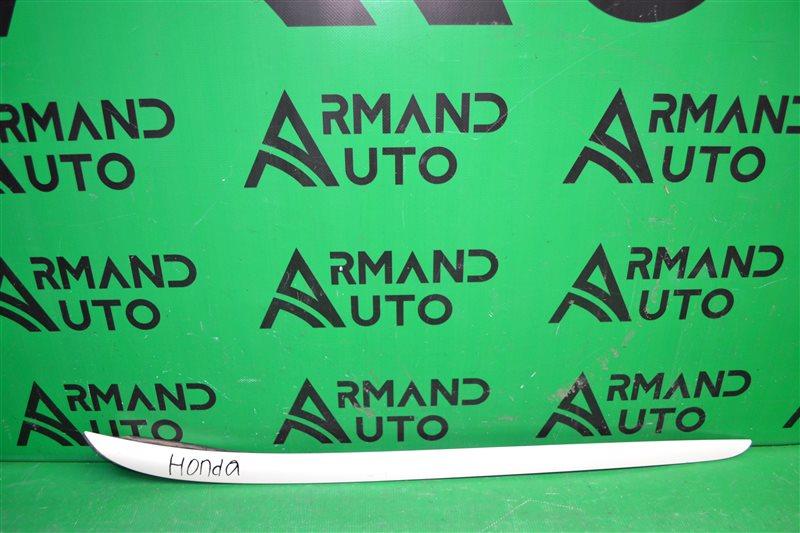 Молдинг лобового стекла Honda Accord 8 2007 левый (б/у)
