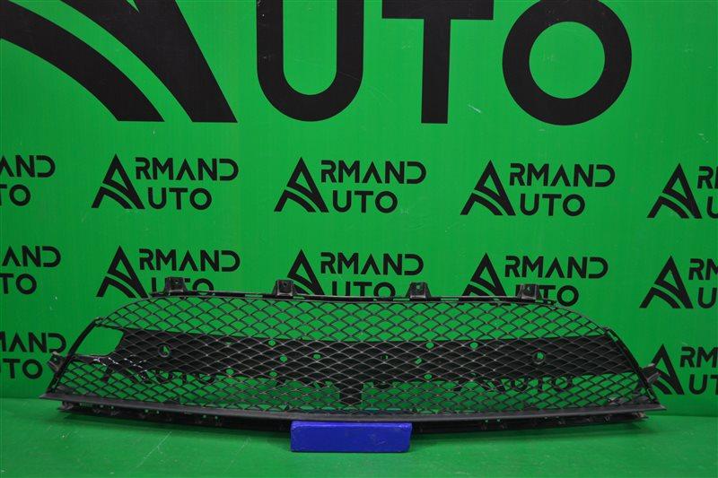 Решетка бампера amg Mercedes Gle Coupe C292 2015 передняя нижняя (б/у)
