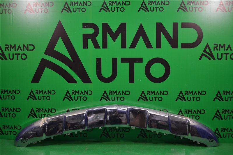 Юбка бампера Mercedes Gl X166 2012 передняя (б/у)