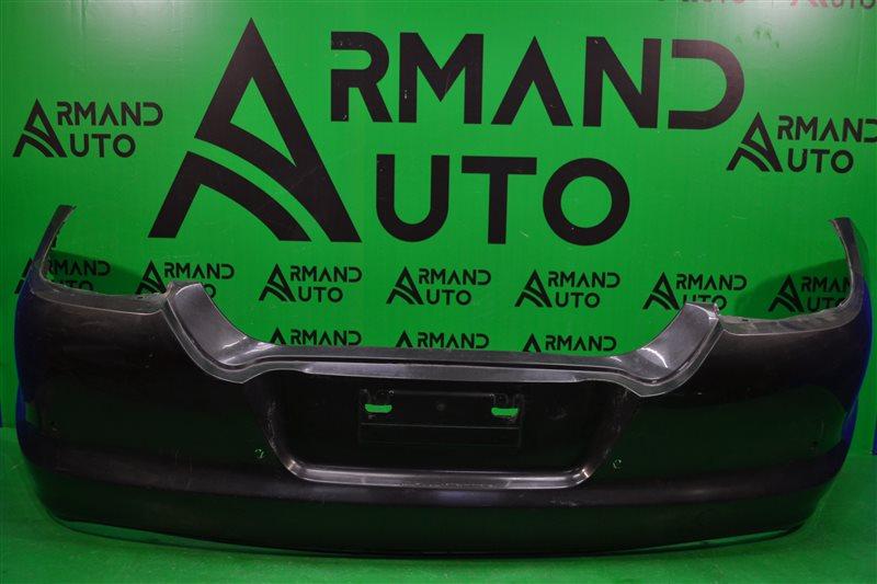 Бампер Porsche Panamera 970 2009 задний (б/у)
