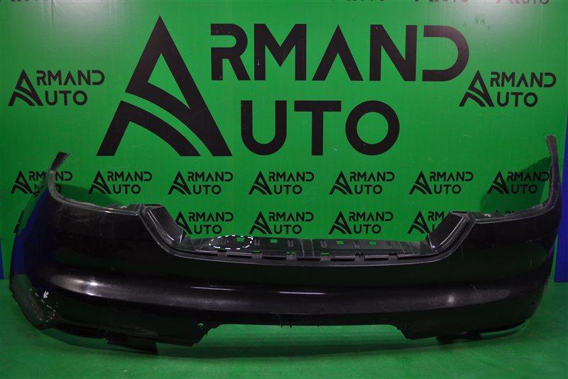 Бампер Porsche Panamera 970 2013 задний (б/у)