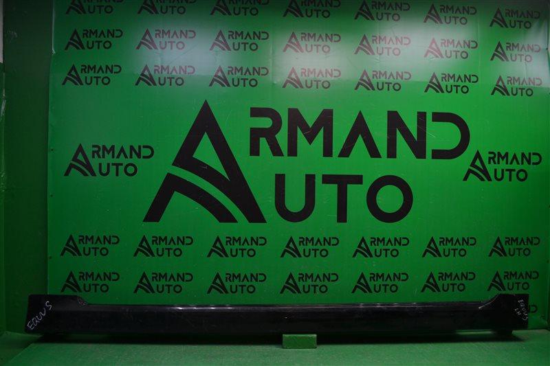 Накладка порога Hyundai Equus 2 2009 левая (б/у)