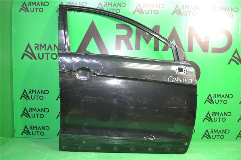Дверь Chevrolet Captiva 2006 передняя правая (б/у)