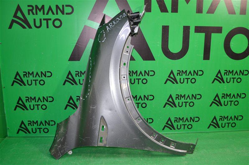 Крыло Renault Arkana 2019 переднее правое (б/у)