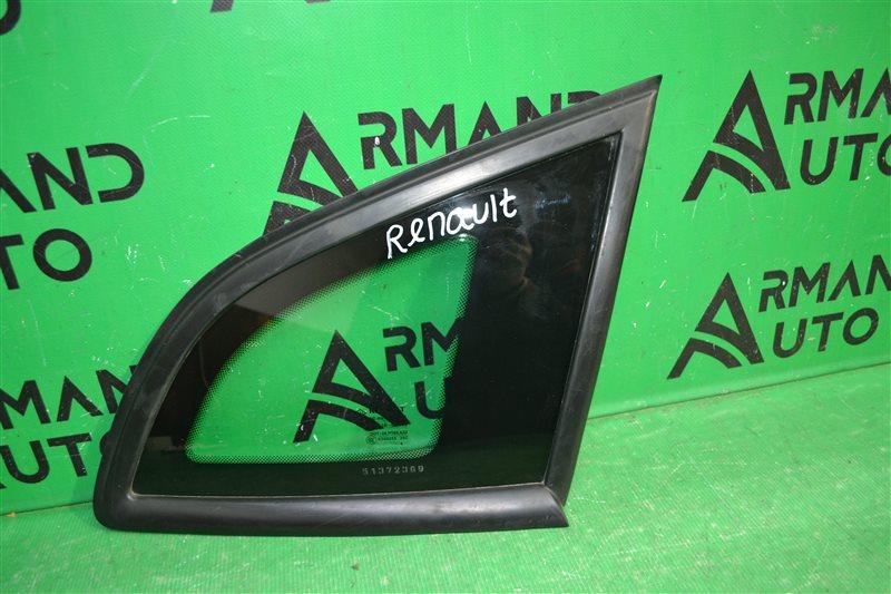 Стекло Renault Megane 3 2008 правое (б/у)