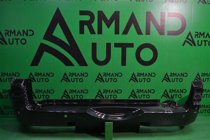 Бампер Suzuki Grand Vitara JT 2005 задний (б/у)