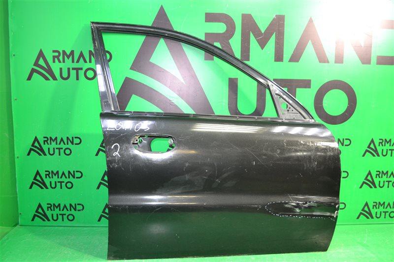 Дверь Chevrolet Lanos 2002 передняя правая (б/у)