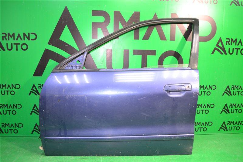 Дверь Mitsubishi Galant 8 1996 передняя левая (б/у)