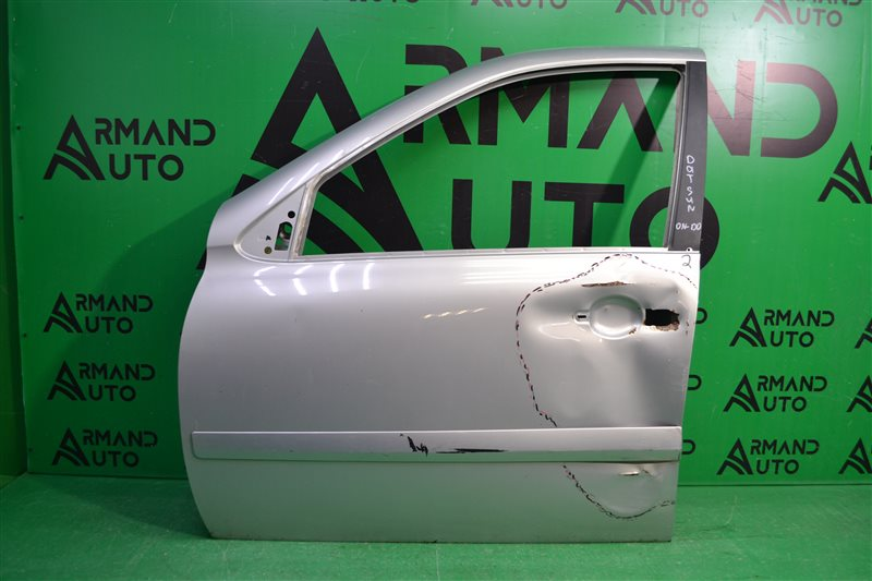 Дверь Datsun On-Do 2014 передняя левая (б/у)