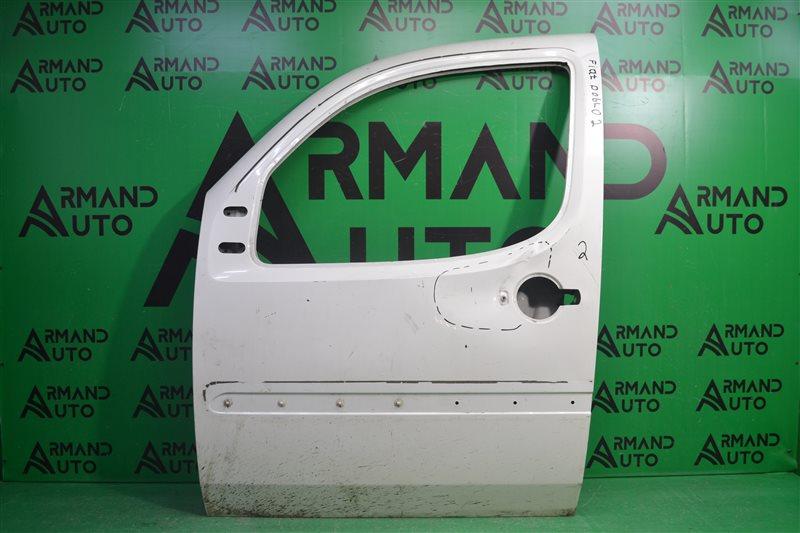Дверь Fiat Doblo 2000 передняя левая (б/у)