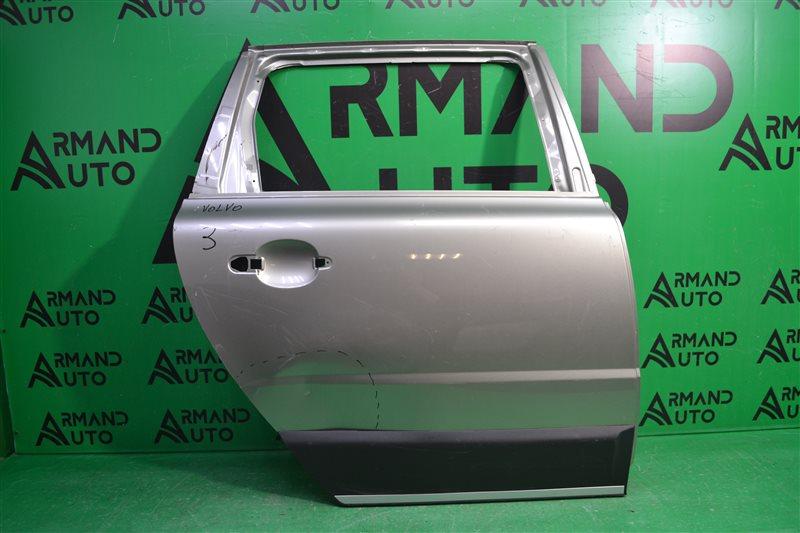 Дверь Volvo Xc70 2 2007 задняя правая (б/у)