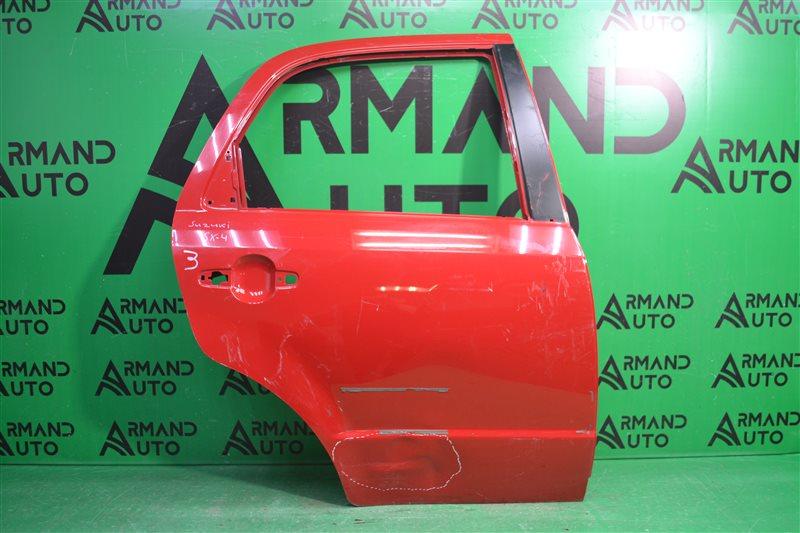 Дверь Suzuki Sx4 2006 задняя правая (б/у)