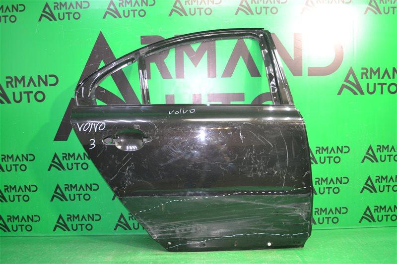 Дверь Volvo S80 2 2006 задняя правая (б/у)
