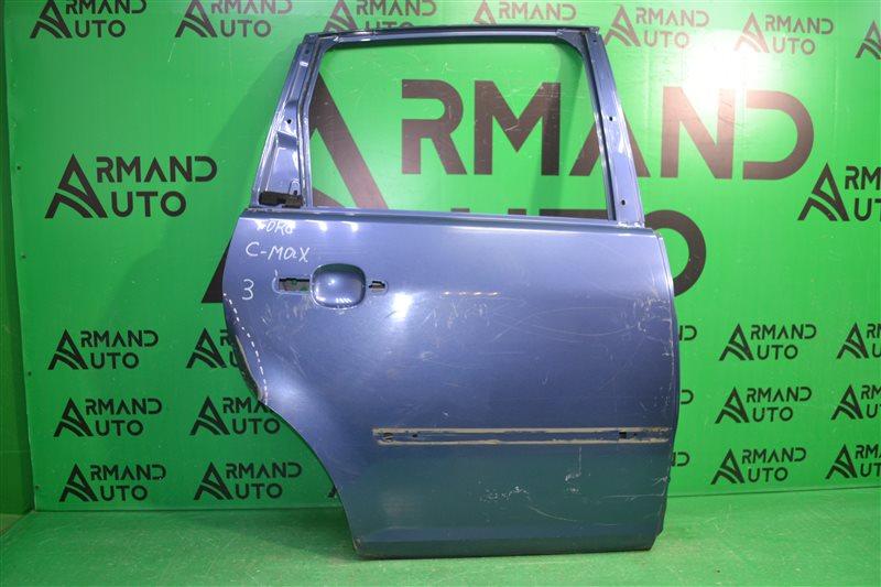 Дверь Ford C-Max 1 2003 задняя правая (б/у)