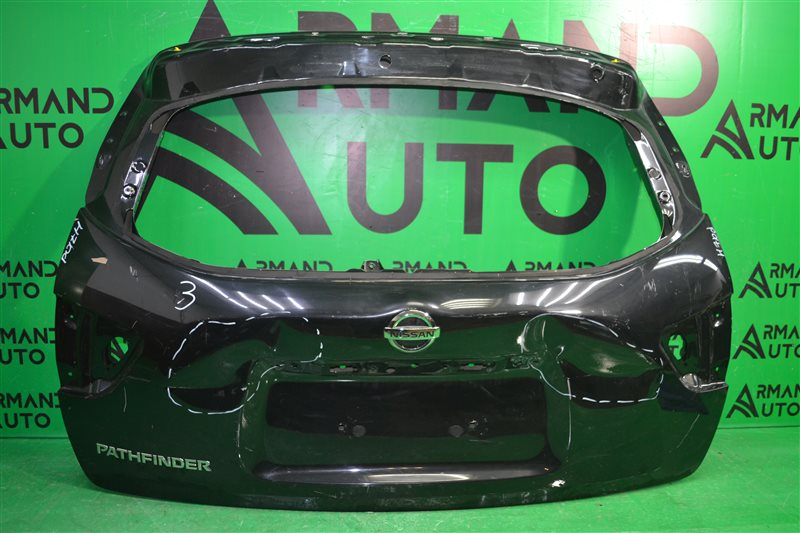 Дверь багажника Nissan Pathfinder R52 2012 (б/у)