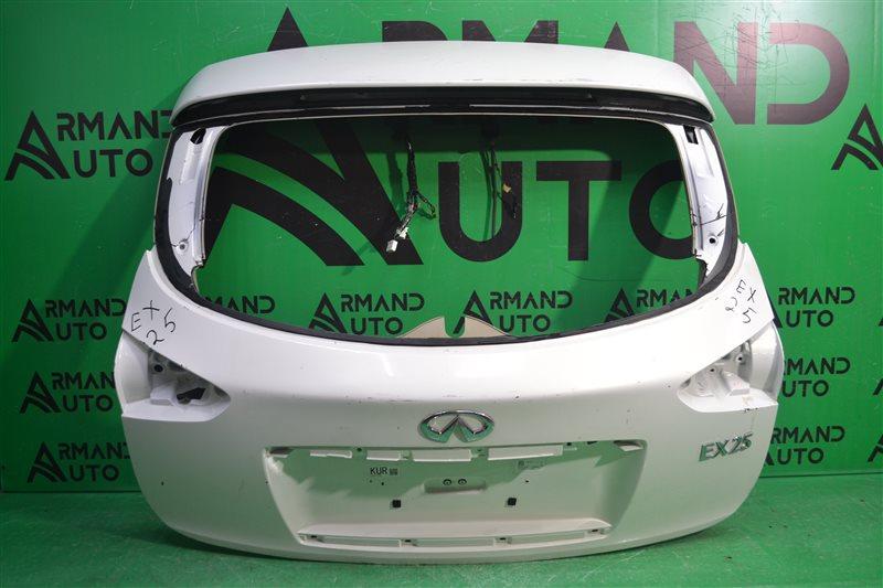 Дверь багажника Infiniti Ex J50 2007 (б/у)