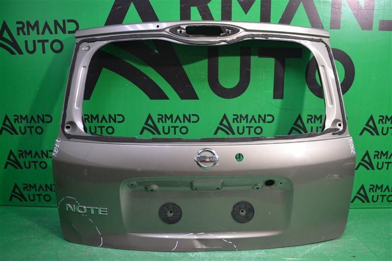 Дверь багажника Nissan Note 2005 (б/у)