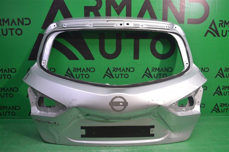 Дверь багажника Nissan Tiida С13 2015 (б/у)