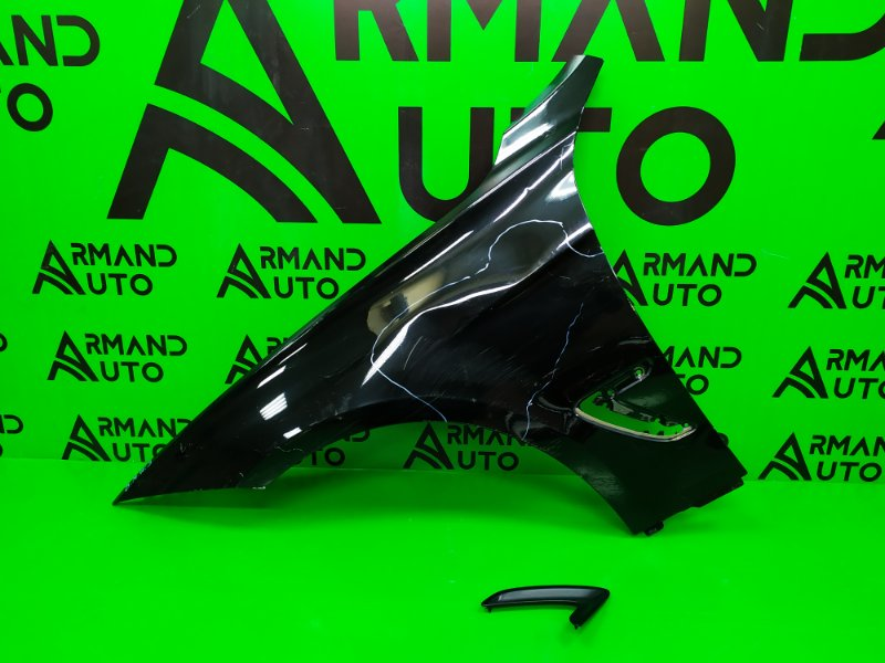 Крыло Bmw 3 Gt F34 2011 переднее левое (б/у)