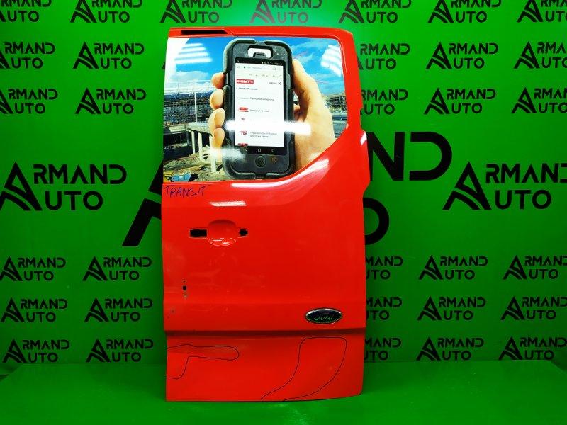 Дверь багажника Ford Transit Custom 2012 правая (б/у)