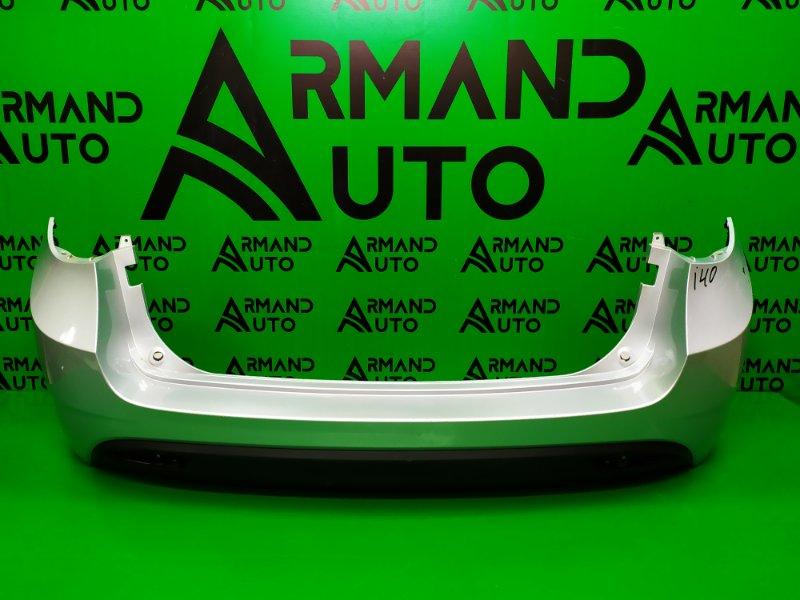 Бампер Hyundai I40 2011 задний (б/у)