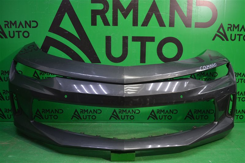 Бампер Chevrolet Camaro 6 2015 передний (б/у)