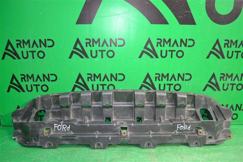 Пыльник бампера (двигателя) Ford Ecosport 1 2014 передний нижний (б/у)
