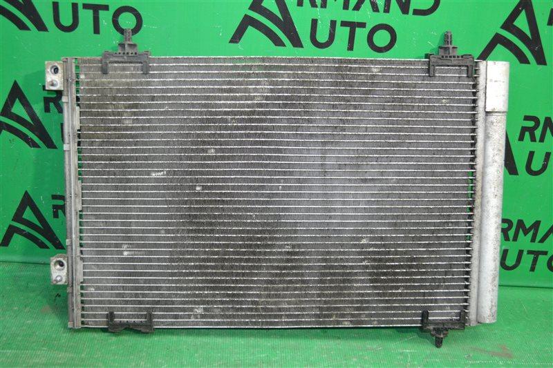 Радиатор кондиционера Peugeot 308 2007 (б/у)