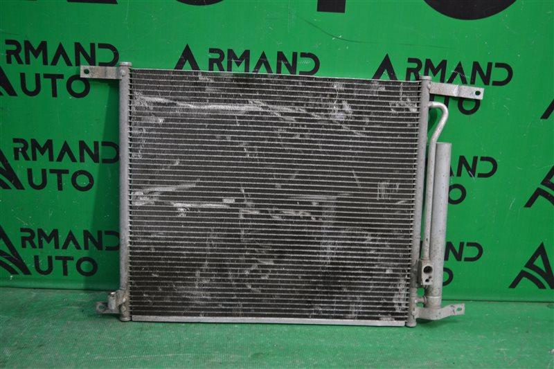 Радиатор кондиционера Chevrolet Aveo T250 2006 (б/у)