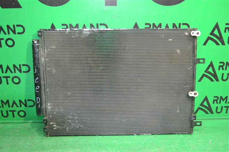 Радиатор кондиционера Jeep Cherokee KL 2013 (б/у)