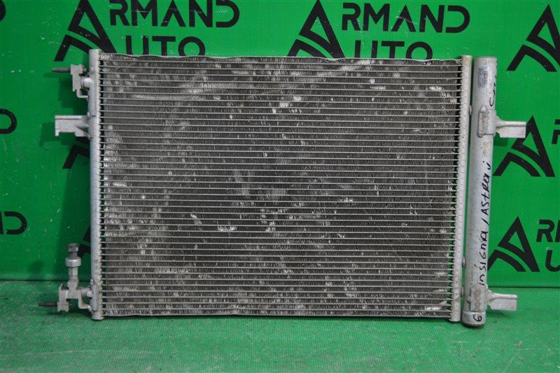 Радиатор кондиционера Chevrolet Cruze 2009 (б/у)