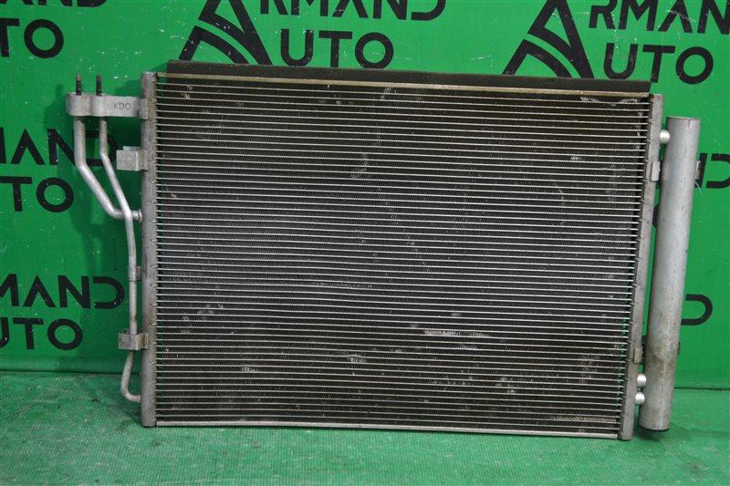 Радиатор кондиционера Kia Venga 2009 (б/у)