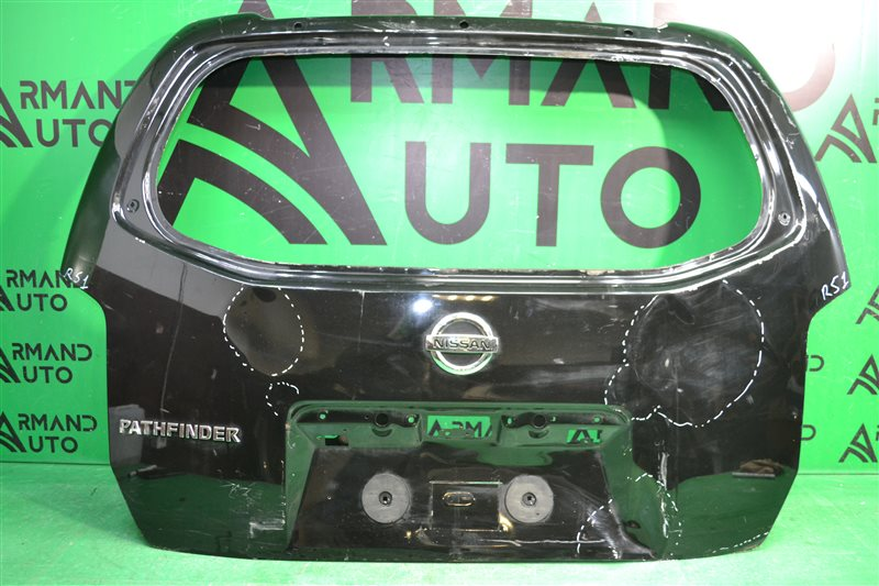 Дверь багажника Nissan Pathfinder R51 2004 (б/у)