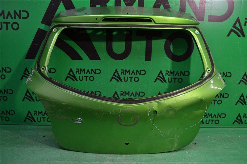 Дверь багажника Mazda 2 DE 2007 (б/у)