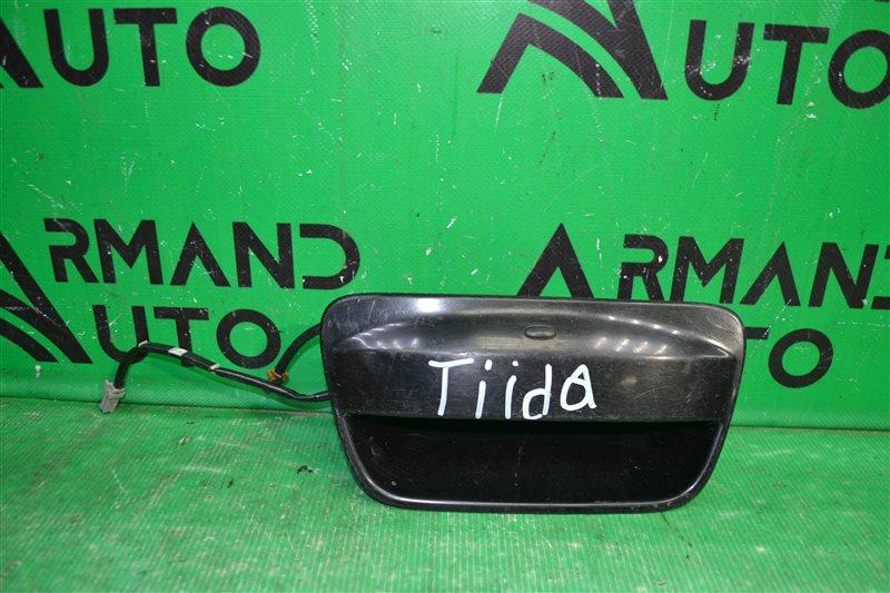 Ручка двери багажника Nissan Tiida C11 2007 (б/у)