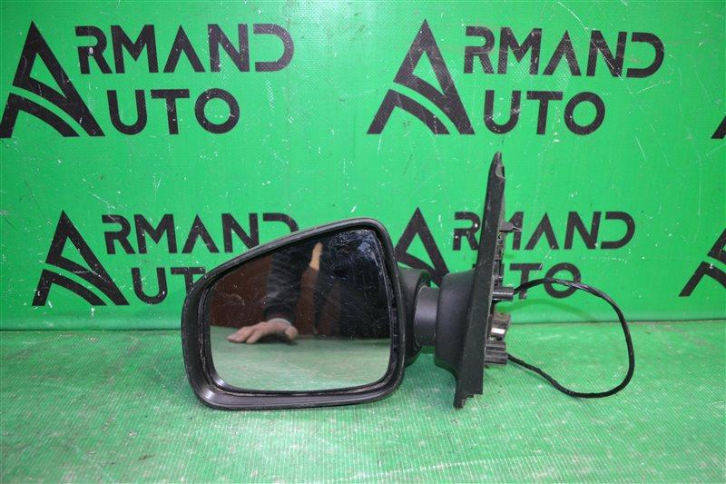Зеркало Renault Sandero 2 2014 левое (б/у)