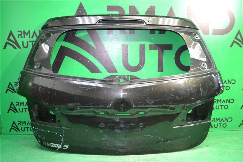 Дверь багажника Mazda 5 2010 (б/у)