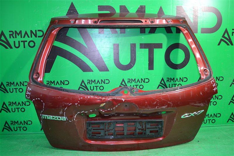 Дверь багажника Mazda Cx-7 2006 (б/у)