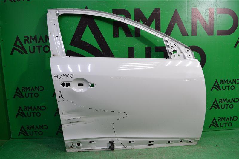 Дверь Renault Megane 3 2008 передняя правая (б/у)