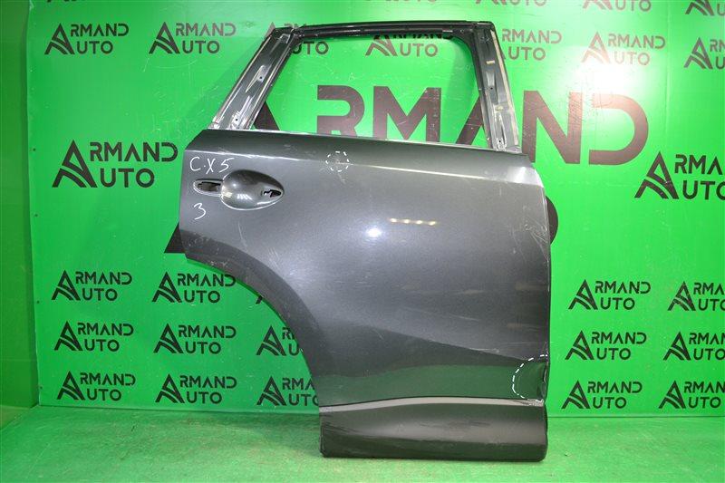 Дверь Mazda Cx-5 2011 задняя правая (б/у)