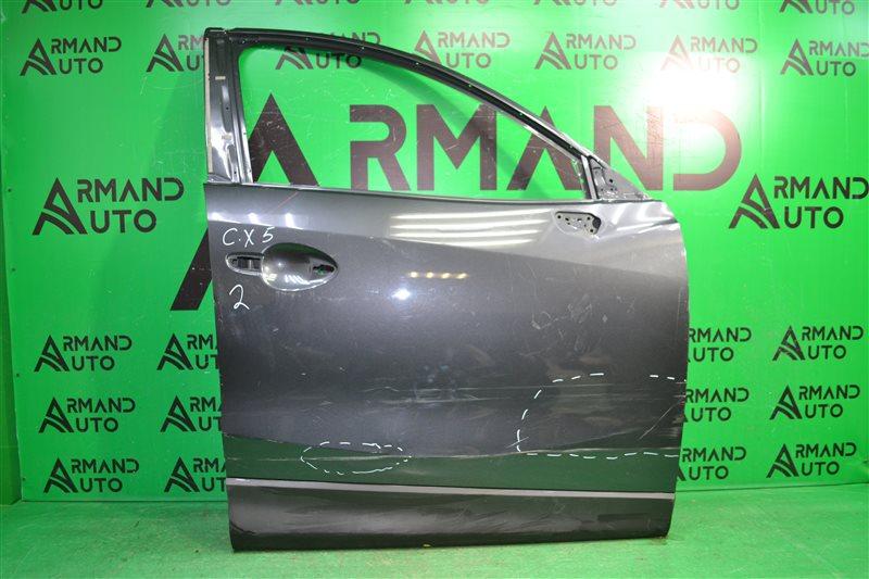 Дверь Mazda Cx-5 2011 передняя правая (б/у)