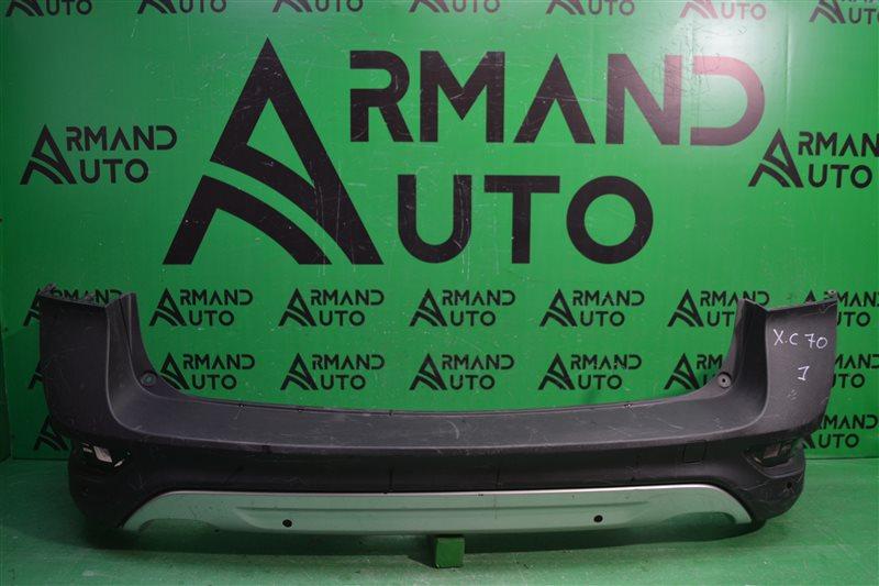 Бампер Volvo Xc70 2 2007 задний (б/у)
