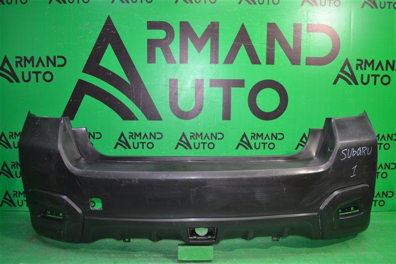 Бампер Subaru Xv 1 2011 задний (б/у)