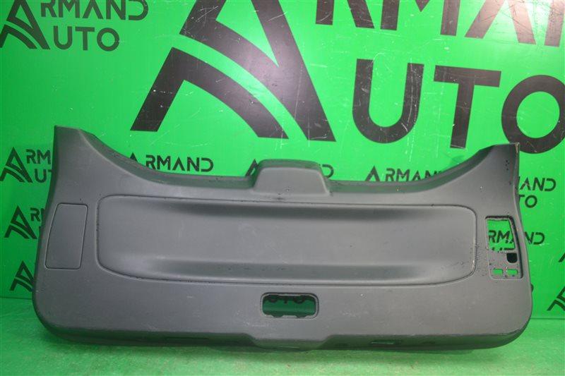 Обшивка двери багажника Nissan Pathfinder R52 2012 (б/у)