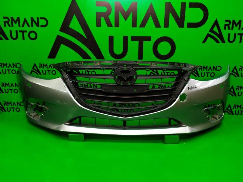 Бампер Mazda 3 BM 2013 передний (б/у)