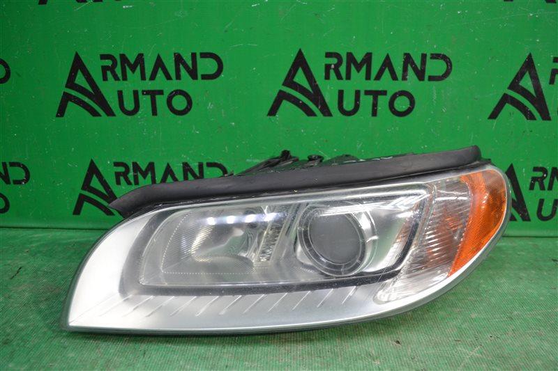 Фара Volvo Xc70 2 2007 левая (б/у)