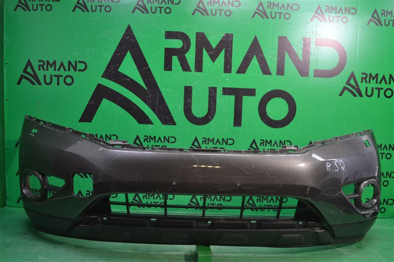 Бампер Nissan Pathfinder R52 2012 передний (б/у)