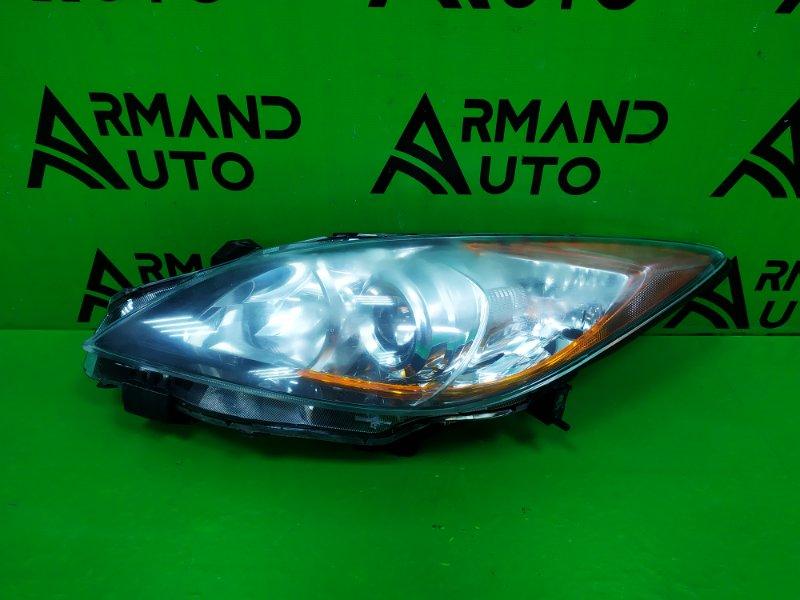Фара Mazda 3 BL 2009 левая (б/у)