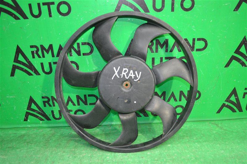 Вентилятор радиатора Lada X-Ray 2015 (б/у)