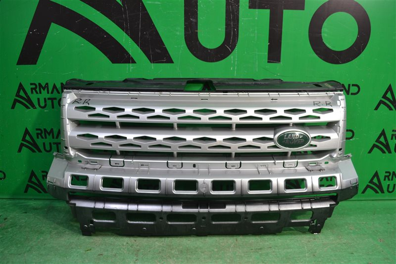 Решетка радиатора Land Rover Freelander 2 2010 (б/у)